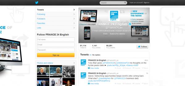 FRANCE 24 English France24_en on Twitter