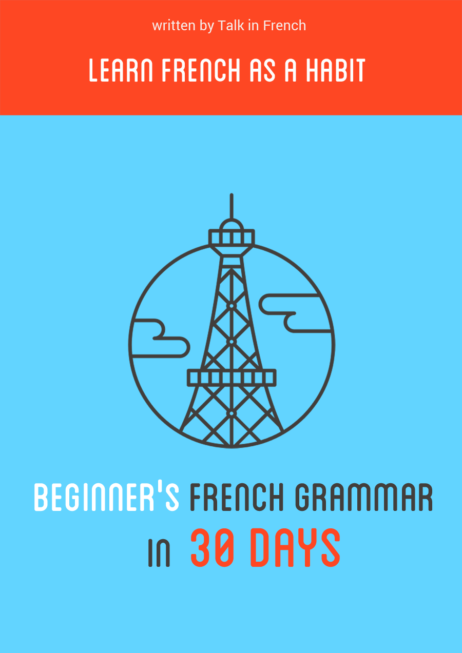 Best French Vocabulary e-book - Learn French the right way ...
