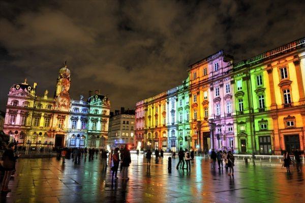 Lyon's Lights Festival