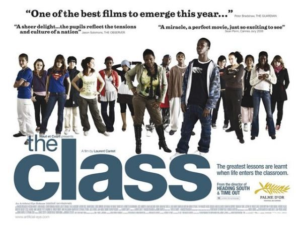 Entre les Murs (The Class) - Directed by Laurent Cantet