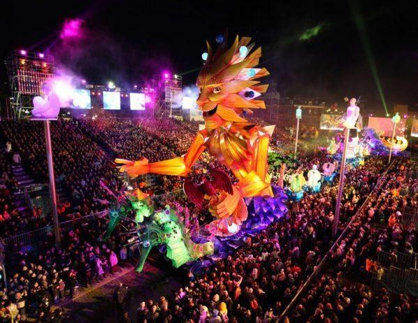 Nice-carnival-festival
