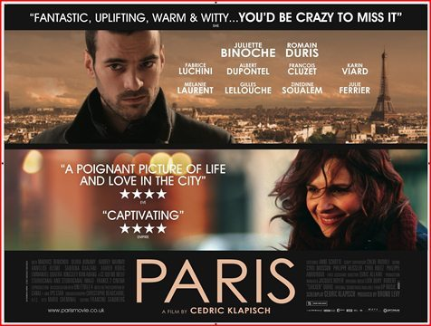 Paris - Directed by Cédric Klapisch