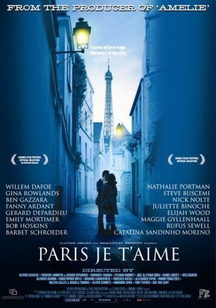 Paris, Je t'Aime (Paris, I Love You) - Directed by Olivier Assayas, Frédéric Auburtin