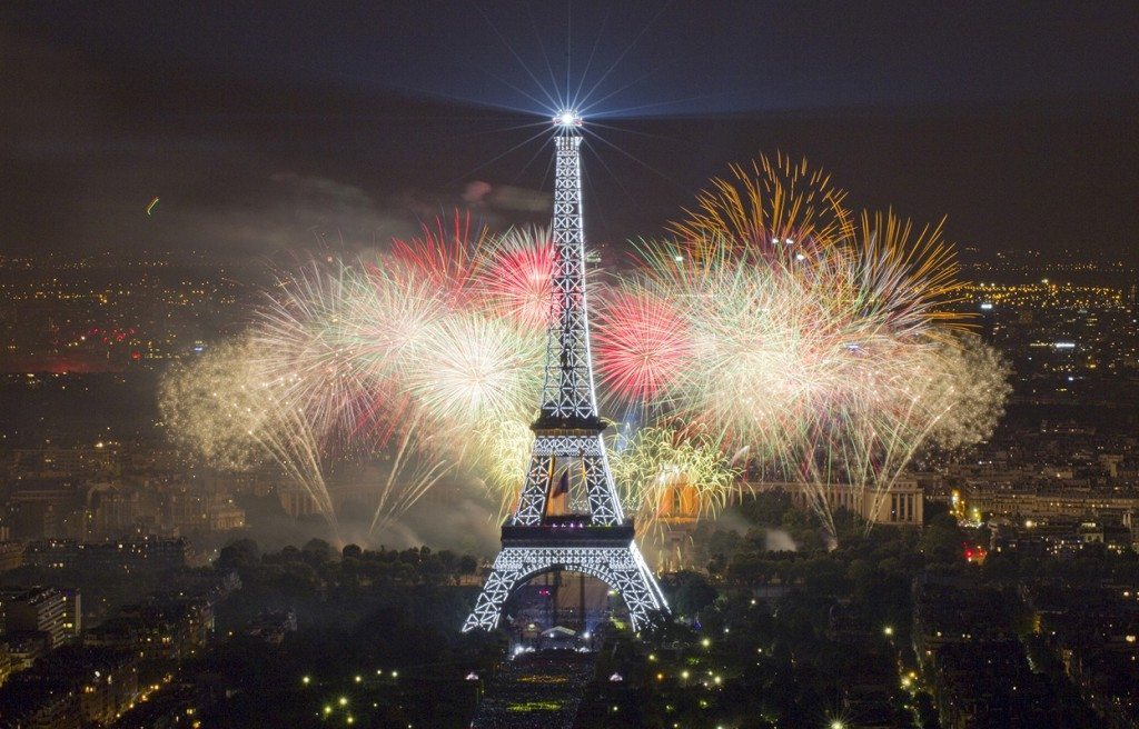 paris bastille day