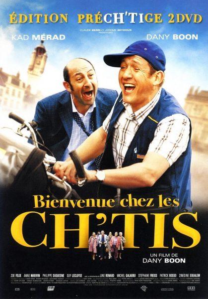 bienvenue chew les chtis