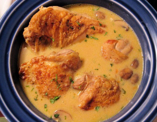 ... chicken fricassee this tarragon chicken chicken fricassee fricassee