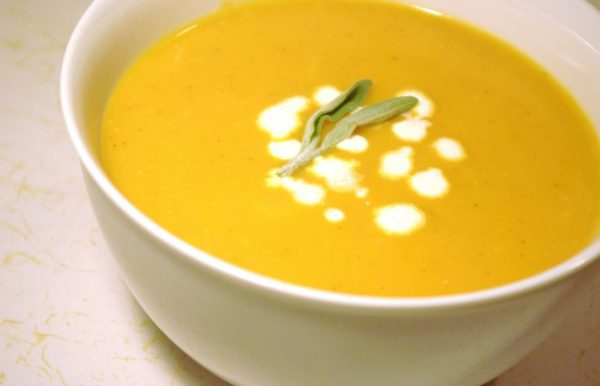 Butternut Bisque Recipes — Dishmaps
