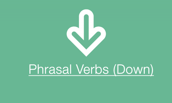 PHRASAL WERBS - W
