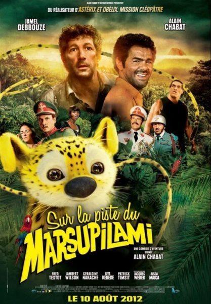 Sur la piste du Marsupilami (HOUBA! On the Trail of the Marsupilami)