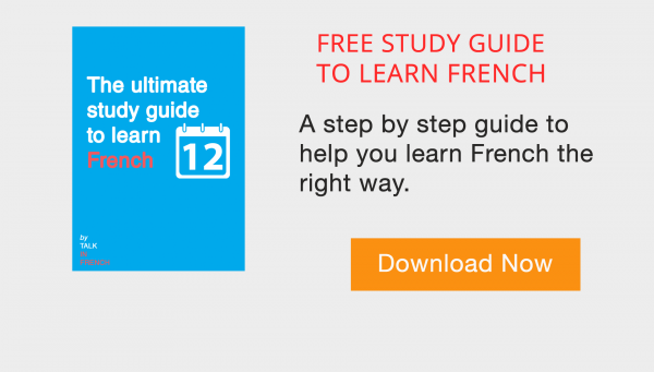 Learn french from beginning