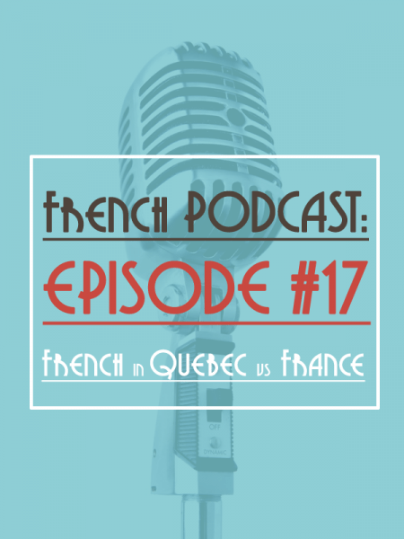 french in quebec vs france
