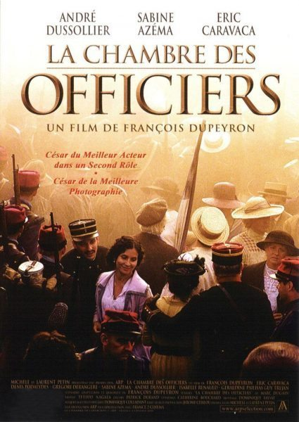 La Chambre des Officiers (The Officers Ward)