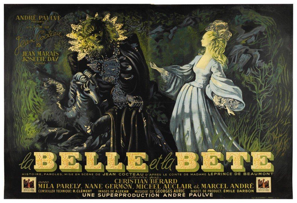 La Belle Et Bete Cocteau