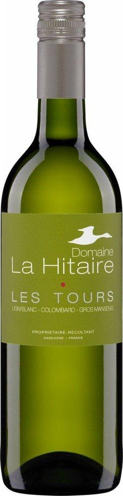 Domaine La Hitaire, Les Tours White, 2007