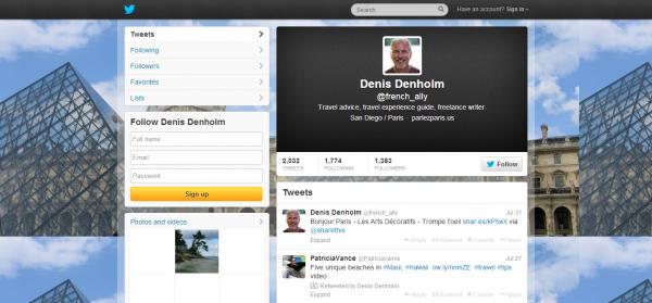 Denis Denholm french_ally on Twitter