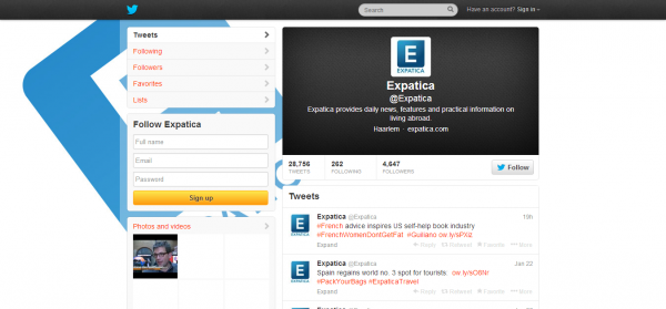 Expatica Expatica on Twitter