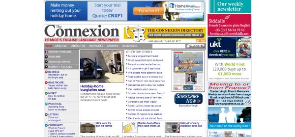 The Connexion The Newspaper for English Speakers in France