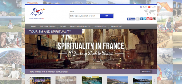 USA Official website of the France Tourism Development Agency beta 2
