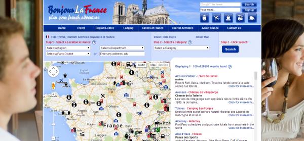 tgv reservation timetable maps and tgv tickets reservation on bonjourlafrance.net