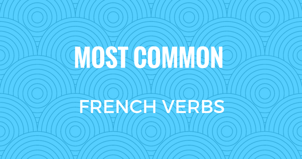 most-common-french-verbs