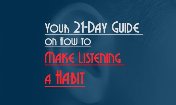 french listening habit