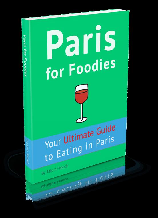 Paris for Foodies book