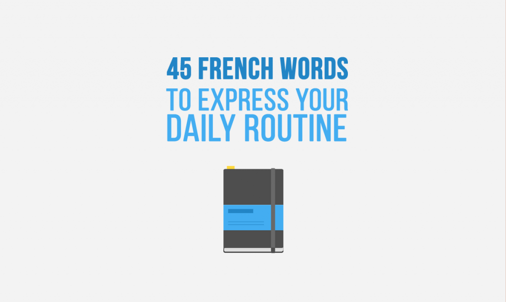 french-daily-routine