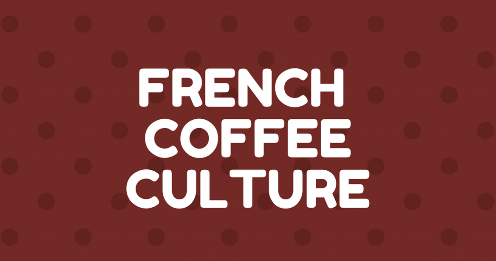 How to order a coffee in French