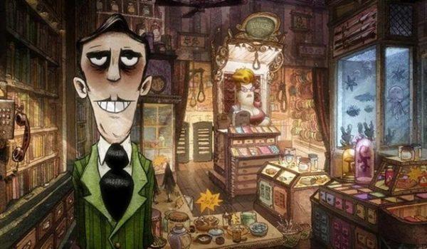 Le Magasin des Suicides (The Suicide Shop)- Directed by Patrice Leconte