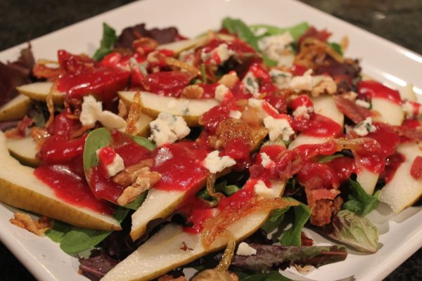Roquefort Winter Salad