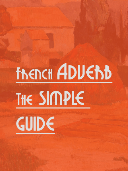 frenhc adverbs