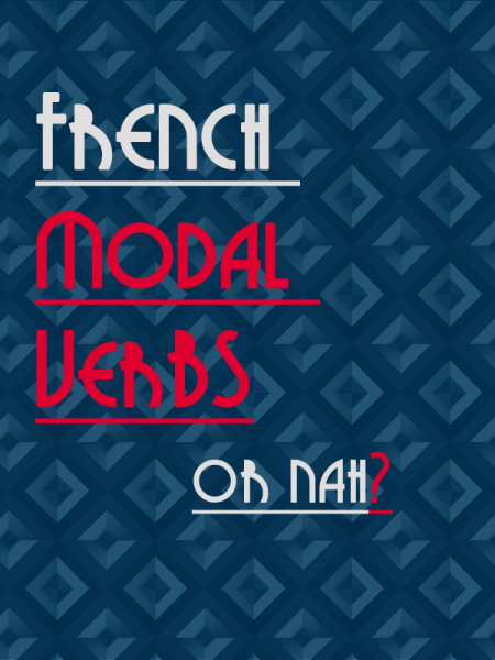 french modal verbs