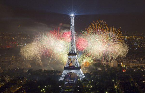 paris bastille day