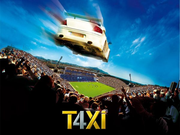 taxi film cover