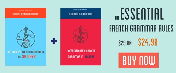 French grammar e-books Talk in French