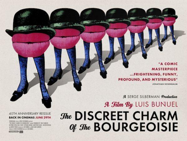 Le charmediscret de la bourgeoisie (The Discreet Charm of the Bourgeoisie)