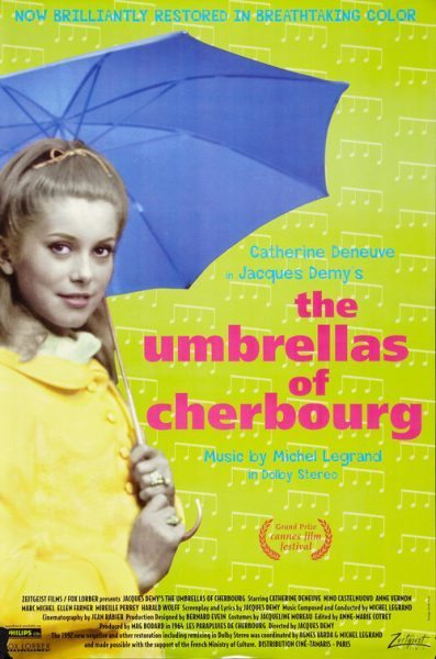 Les parapluies de Cherbourg (The Umbrellas of Cherbourg)