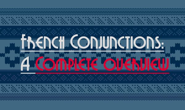 french conjunctions