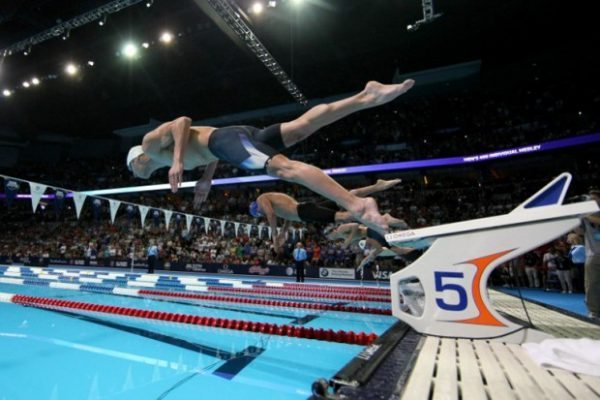 Michael Phelps, le plus grand nageur de tous les temps.