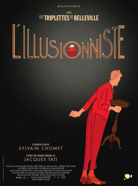 L'illusionniste (The Illusionist)