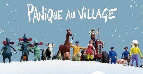 panique au village movie
