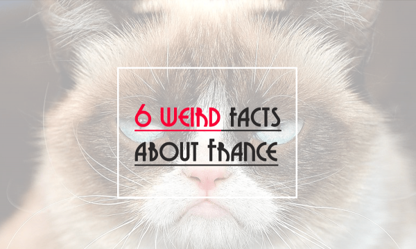 6 weird facts about France