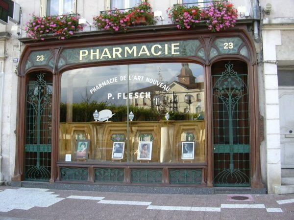 pharmacy france