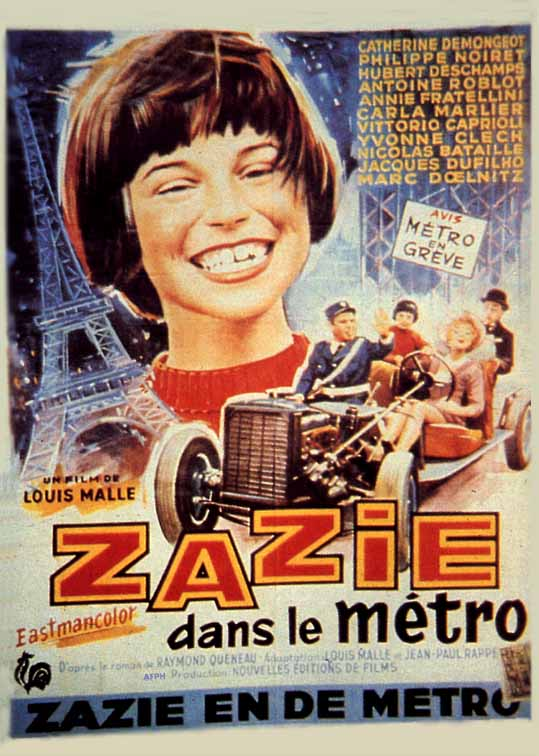 Zazie dans le Metro (Zazie in the Metro)