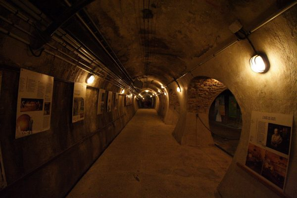 Paris sewer system