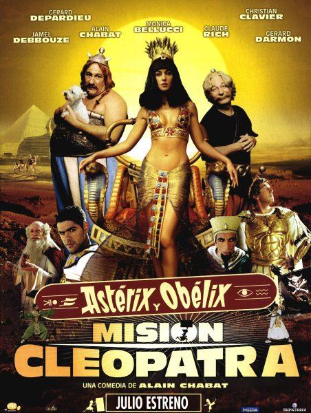 Astérix et Obélix Mission Cléopâtre (Asterix and Obelix Mission Cleopatra)