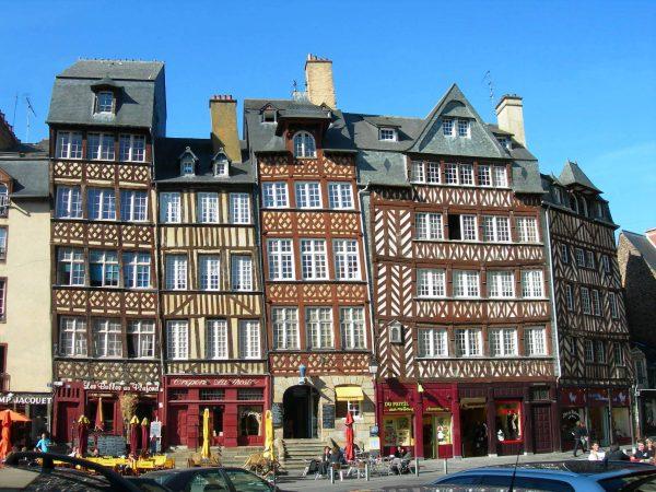 Rennes pl Ch Jacquet