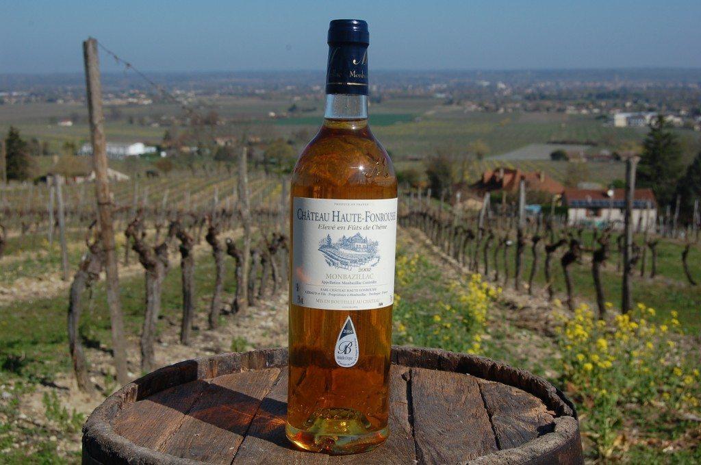 montbazillac wine vin