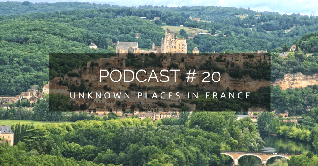 Podcast - UnKnown Places in Paris