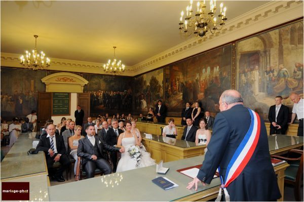 wedding ceremony french